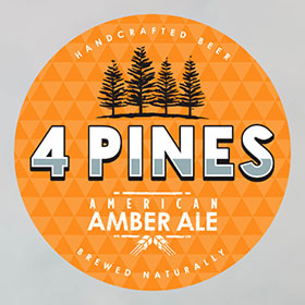 4 Pines Amber Ale