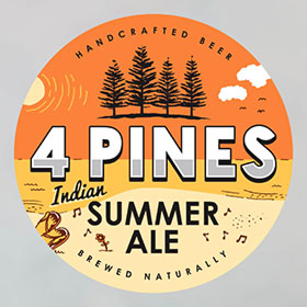 4 Pines Indian Summer Ale