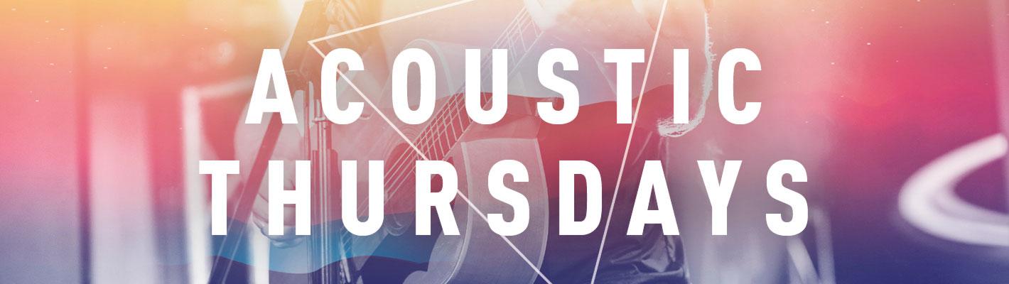 Acoustic Thursdays