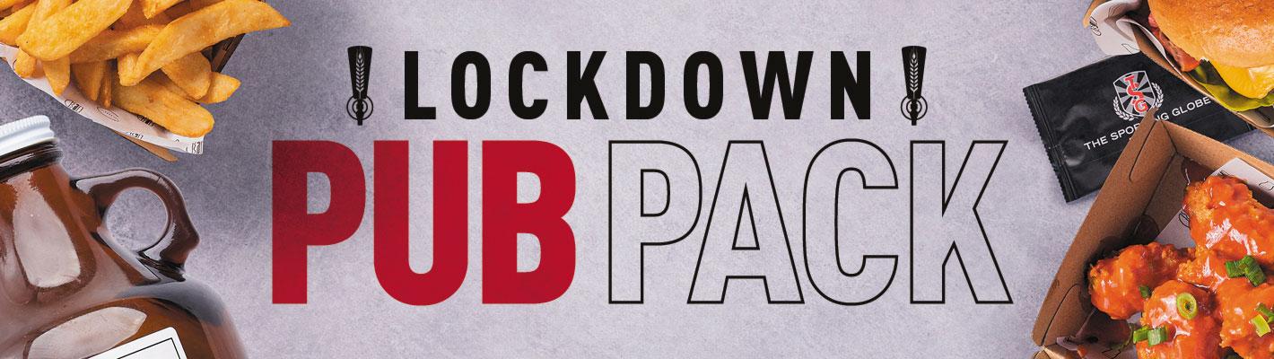 Lockdown Pub Pack